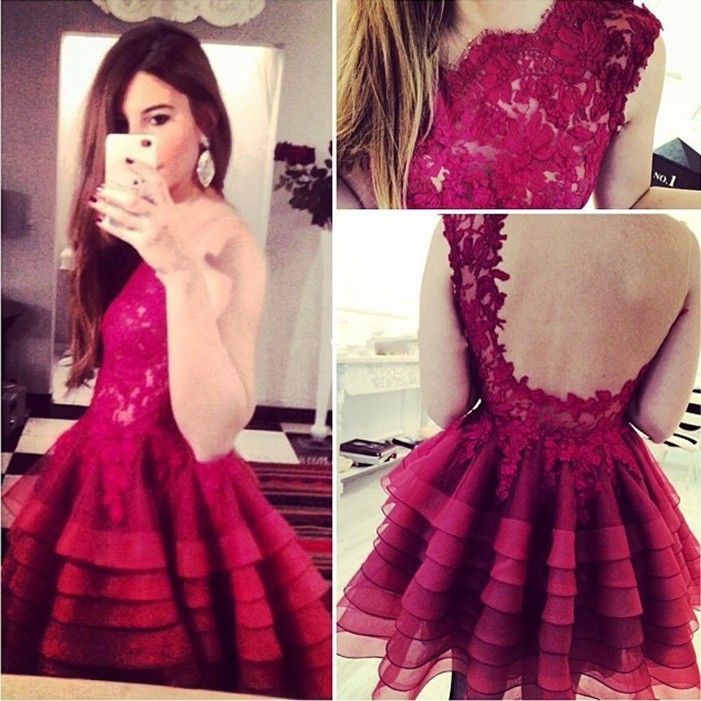 2017 short cocktail dresses for weddings guest evening party gowns 2017 short cocktail dresses for weddings guest evening party gowns tiered mini burgundy prom homecoming dresses brautkleid in cocktail dresses from weddings ombrellifo Image collections