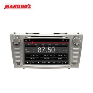 Image 3 - MARUBOX 8A101DT8 araba multimedya oynatıcı Toyota Camry 2006 2011 için, 2GB RAM, 32G, android 8.1, 8 , 1024*600, GPS, DVD, radyo, WiFi