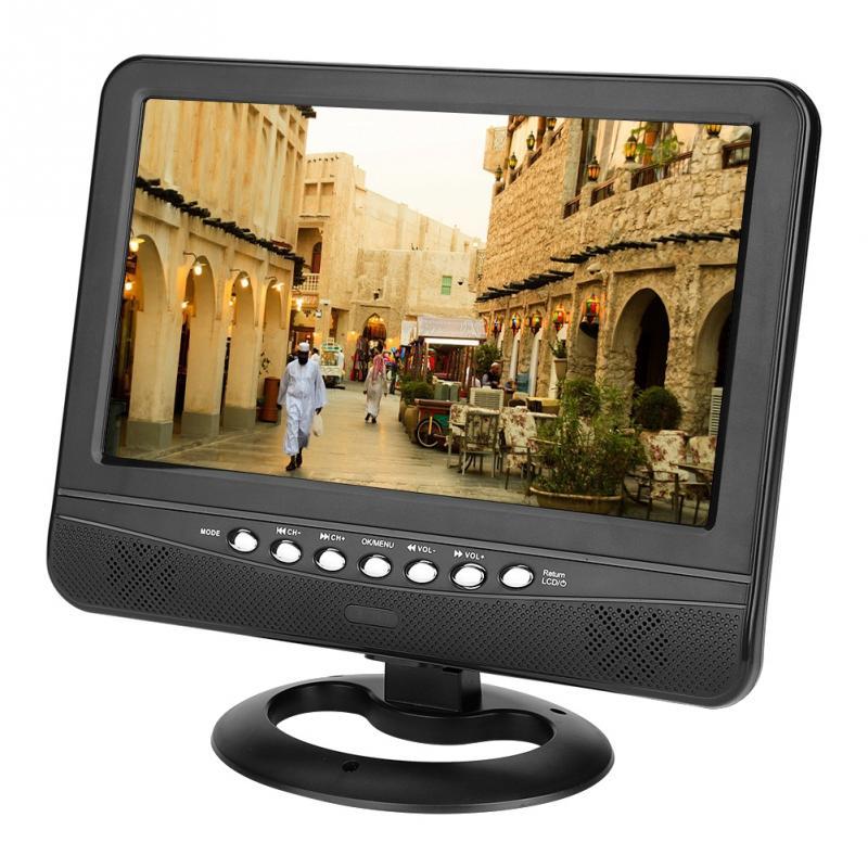 9 inch Portable Digital TV DVB-T/T2/ATV/s