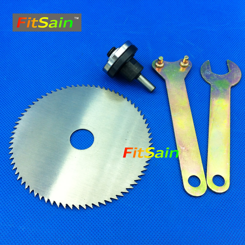 FitSain--4 saw blades for wood plastic cutting Cutting Discs Conversion shaft Connecting rod 6.2mm 100mm*16mm 75 teeth 12 72 teeth 300mm carbide tipped saw blade with silencer holes for cutting melamine faced chipboard free shipping g teeth