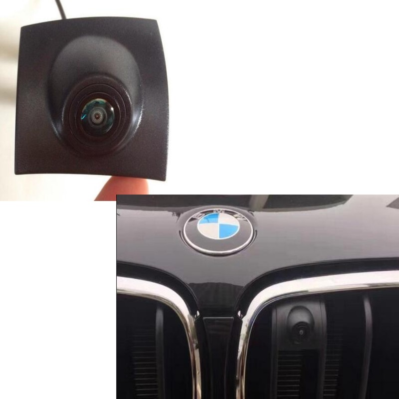 Special HD car front view camera for BMW X1 X3 X4 X5 1 Series 2 Series 3 Series 5 Series 7Series stels flyte