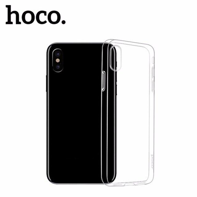 Hoco Möbel hoco mobile phone tpu protective back cover ultra