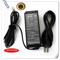90W Notebook AC Adapter For IBM Lenovo ThinkPad X220 X230 X300 Cargador Universal Portatil Charge For
