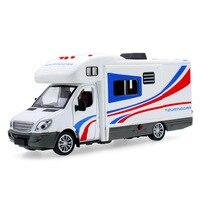 2017 뜨거운 판매 1:36 리무진 모터 주택 다이 캐스트 합금 금속 럭셔리 버스 모델 컬렉션 모델 장난감 자동차 선물