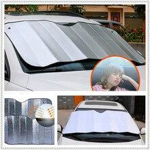 Окна автомобиля козырек от солнца шторы на ветровое стекло Экран козырек от солнца Авто forLexus LF-FC LF-C2 GX LF-NX ES350 LFA LF-LC LF-CC