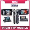 Мобильный телефон Nokia N93, отремонтированный Wi-fi 3.15MP Bluetooth 3 G разблокированный