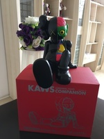 1pc 16 inch Kaw Companion kaw original fake black/red/grey toy factory prodct 100% real picture brinquedos original box kids toy