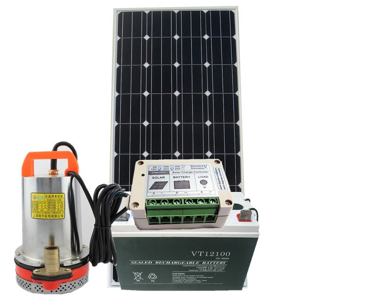 solar water pump system solar pump made in china
