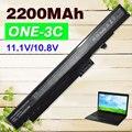 3 Ячеек батареи ноутбука для Acer Aspire One A110 A150 ZG5 UM08A31 UM08A71 UM08A72 UM08A73 UM08B74 black