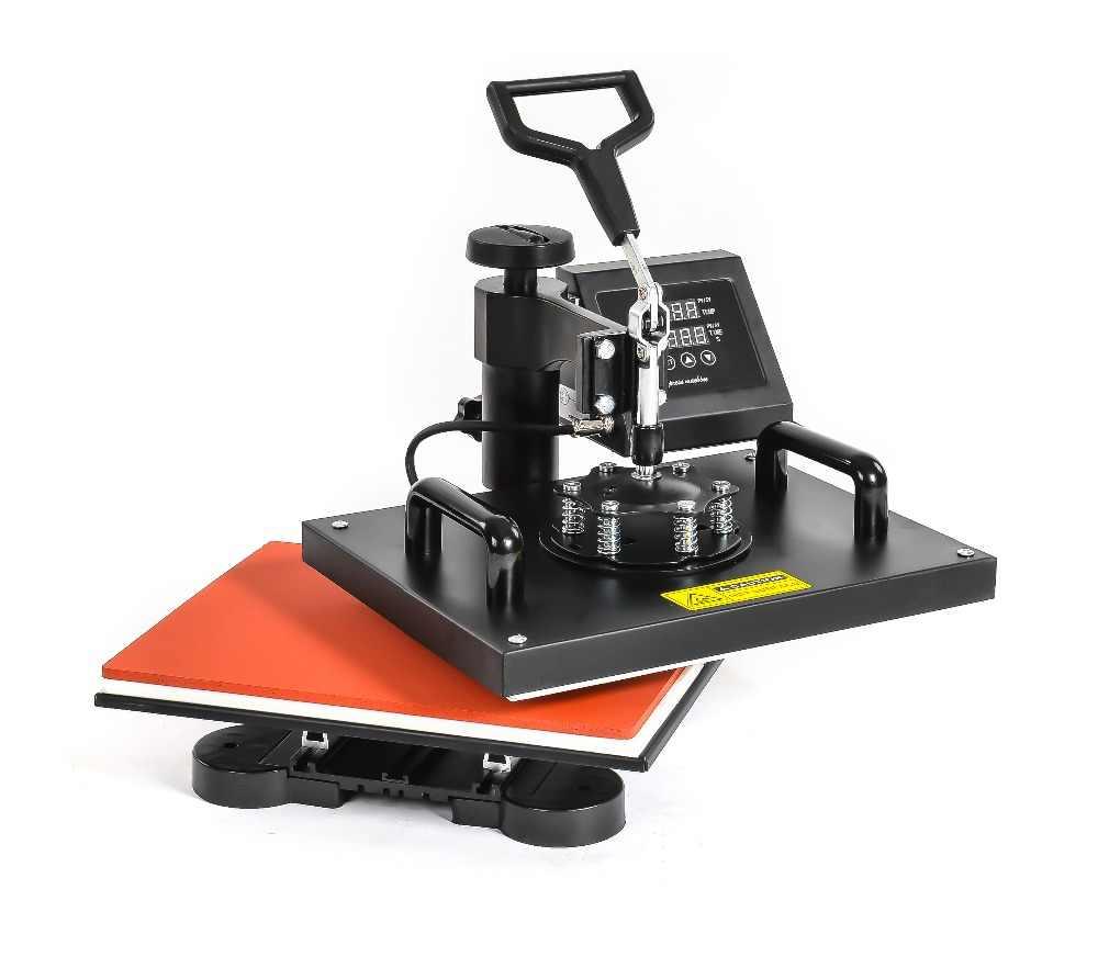 Новый дизайн 9 в 1 комбо тепла Пресс машина, 110 V-240 V теплопередача/сублимационная машина, сублимационный принтер для сублимационной печати/Кепки/футболка Et