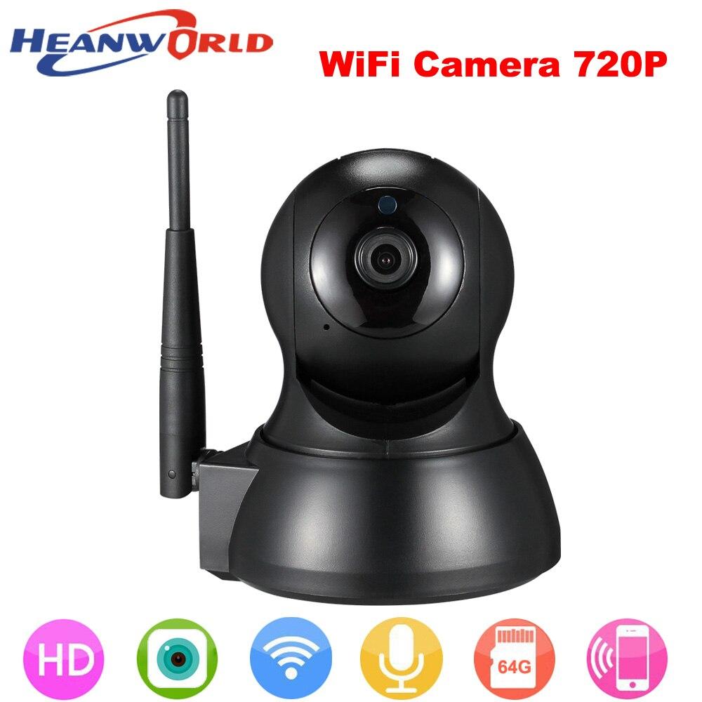 HD 720P IP Mini Network Home Security  Surveillance Baby Monitor Night Vision Smart electronic WiFi Wireless Camera safurance mini wireless network wifi ip camera security nanny night vision cam surveillance home security