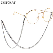 304L Stainless Steel Never Fade Sunglass Chain Eyeglass Chains Anti-slip Eyewear