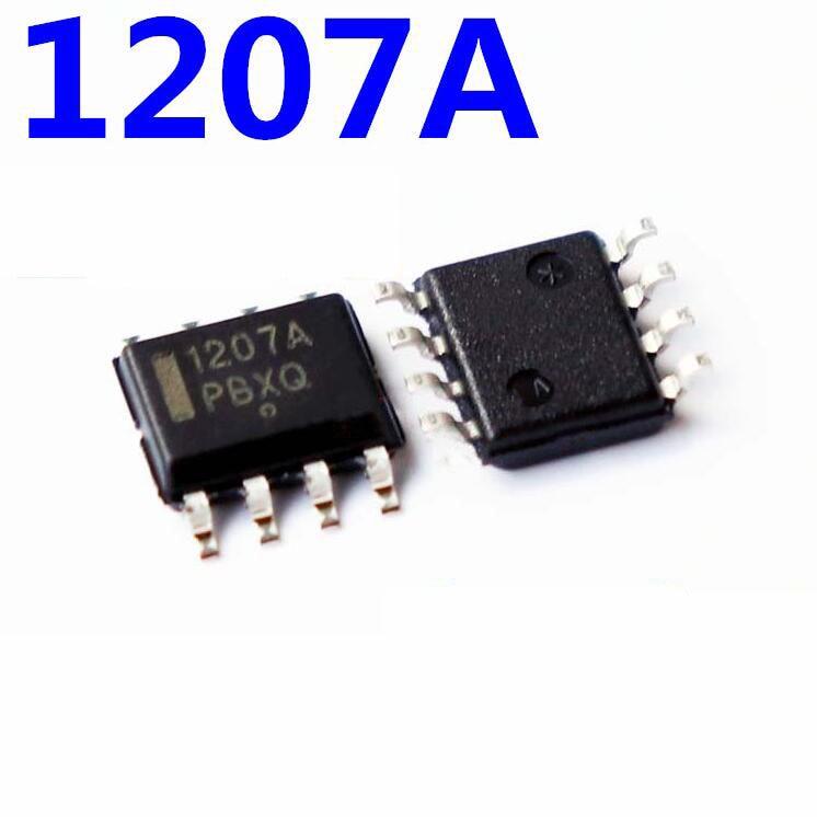 5pcs NCP1207A SOP-8 NCP1207 NCP1207ADR2G NCP1207ADR SOP 1207A SMD