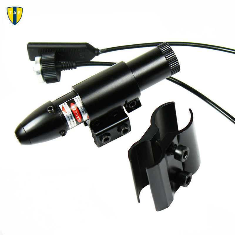 Airsoftsports Tactical Red&Green Laser Sight Red Dot w/ Barrel Mounts & 20mm / 11mm Rail Mounts Hunting Chasse Caza