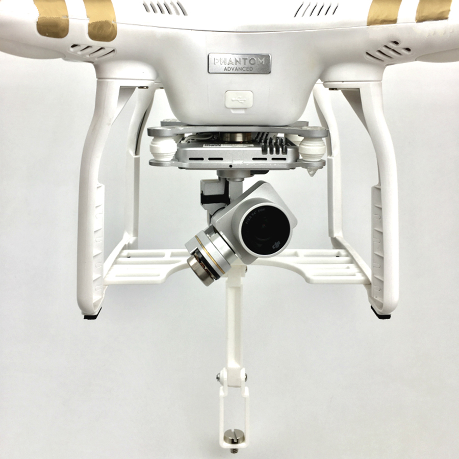 New Arrival 360 Panorama Camera Lifting Bracket Holder for DJI Phantom 3 Professional/Advance/Standard/SE Drone SERIES