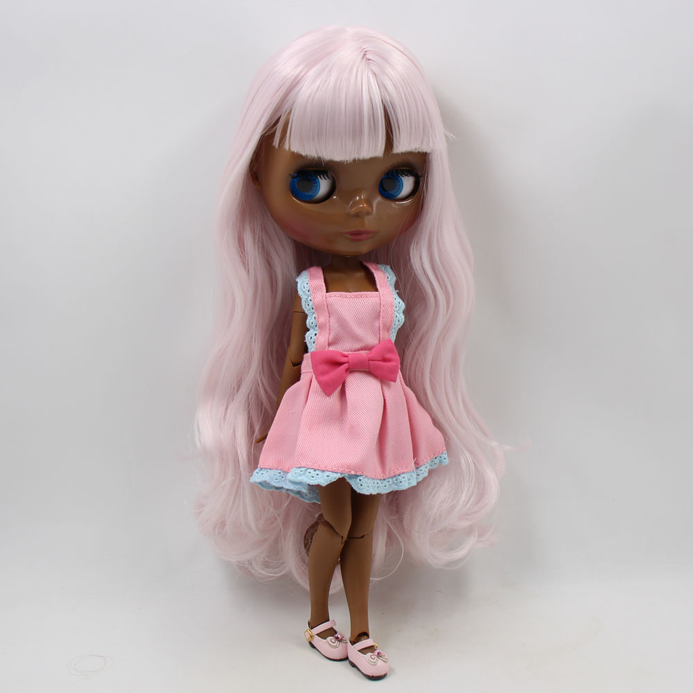 2021 Takara 12 Neo Blythe Doll From Factory Nude Doll Long