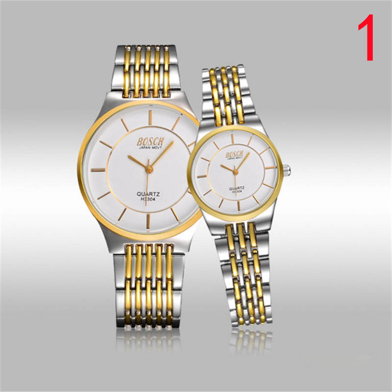 2019 new couple watches a pair of price lettering Korean version of the trend of students men and women waterproof fashion2019 new couple watches a pair of price lettering Korean version of the trend of students men and women waterproof fashion
