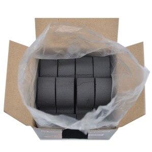 Image 2 - Coco blade جوز الهند شل فحم الأرجيلة ChichaSheesha 48 قطعة/صندوق لحامل الفحم الفحم وعاء الفحم الفحم