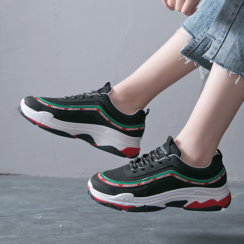 Women air max Running Shoes Outdoor Walking Shoes Breathable Mesh Women Sneakers Sport Shoes For Women #A02 -c kelme 2016 new children sport running shoes football boots synthetic leather broken nail kids skid wearable shoes breathable 49
