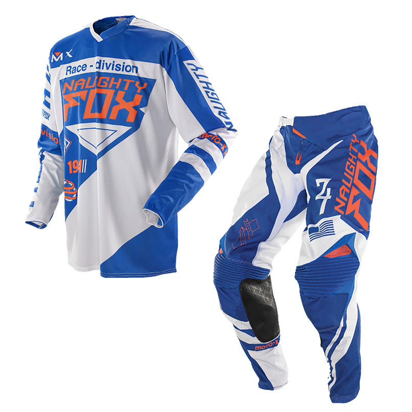 New Style MX Race-division 360 Off Road Racing Suit Mountain Dirt MotorBike Combos MX Downhill Moto Riding Jersey&Pants