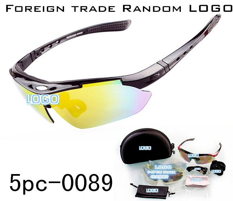 Factory production of foreign trade 0089 biking glasses sunglasses bicycle glasses myopia