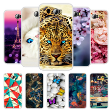 9d6b274a434 ivan Cover Y5II 5 2 Soft Silicone TPU Patterned Painted Coque For Huawei Y5  Y 5 II