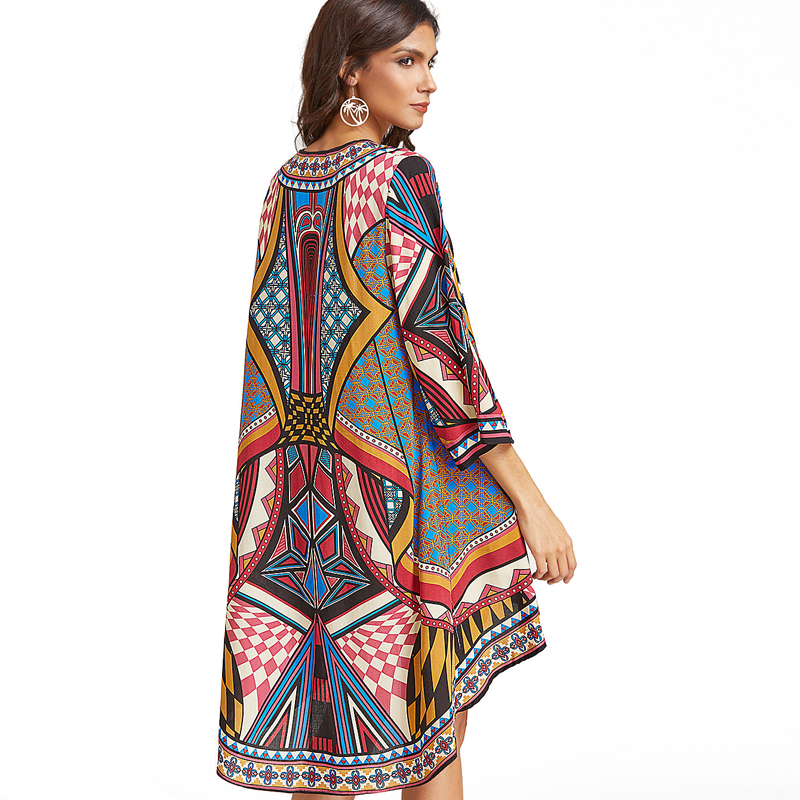 1 pc Dress Egyptian Pharaoh Image Print African Clothes- Rayon. Although we are often imitated we are never duplicated.