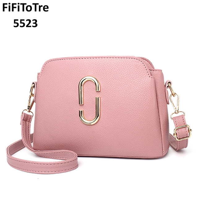 8b986cbcb954 5523 Famous brands top quality 2018 NEW Fashion Sexy women Handbags  shoulder bag HOT Sale Small Size Saddle bag Totes light pink