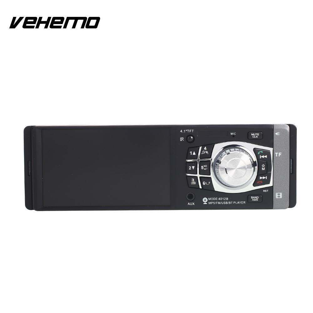 Vehemo TFT LCD Car Displayer Ultra Thin Monitor Screen Premium Display Sun Visor
