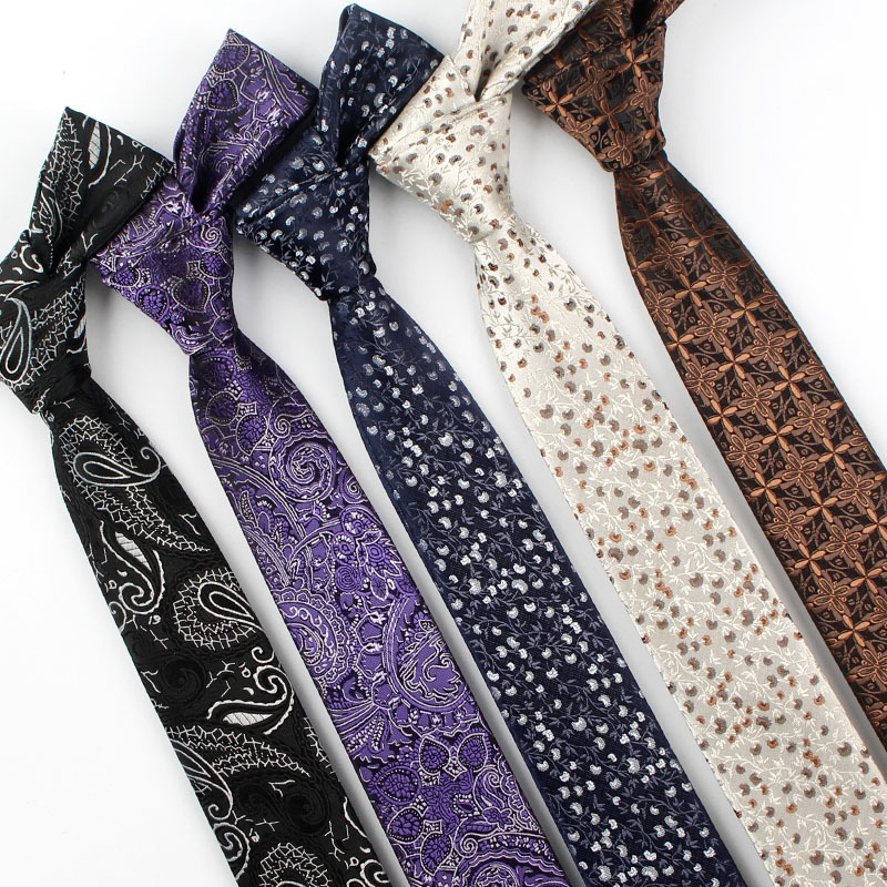 Brand New Classic Plaid Mens Luxury Silk Men Ties Checked Plaid Formal Business Wedding British Plaid Cravatte Seta 6 Cm Necktie