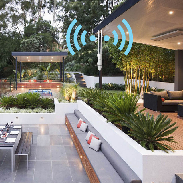 Wavlink 5Ghz Outdoor Waterproof Wi-fi Range Extender Router Repeater 600mbps High Power 12dbi Antenna Amplifier
