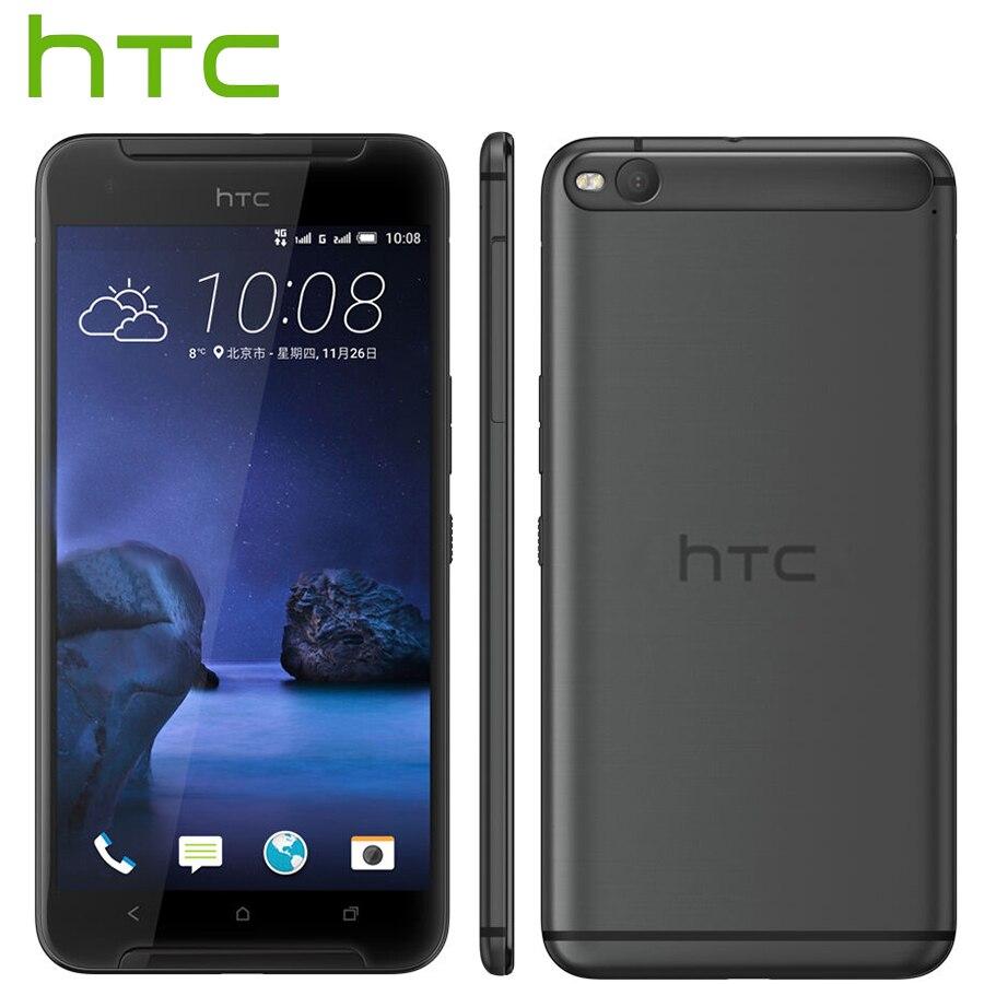 Nouveau Original HTC One X9 X9u 4g LTE Téléphone Portable 3 gb RAM 32 gb ROM MTK Helio X10 octa Core 5.5 pouce Android 3000 mah 13MP Téléphone Portable