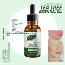 Natural Tea Tree Essential Oil Anti-wrinkle Shrink Pores Extract Acne