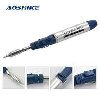 1pc Gas Soldering Iron Gun Torch Butane Solder Pen Welding Tool Multi Function Cordless Burner