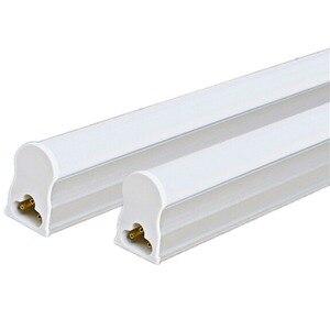 Image 4 - LAIMAIK 10 ADET Led T5 floresan lamba 300 ~ 1200mm T5 Tüpler SMD2835 Parlaklık LED T5 lamba tüpü AC86 265V T5 Led tüpler oda Aydınlatması için
