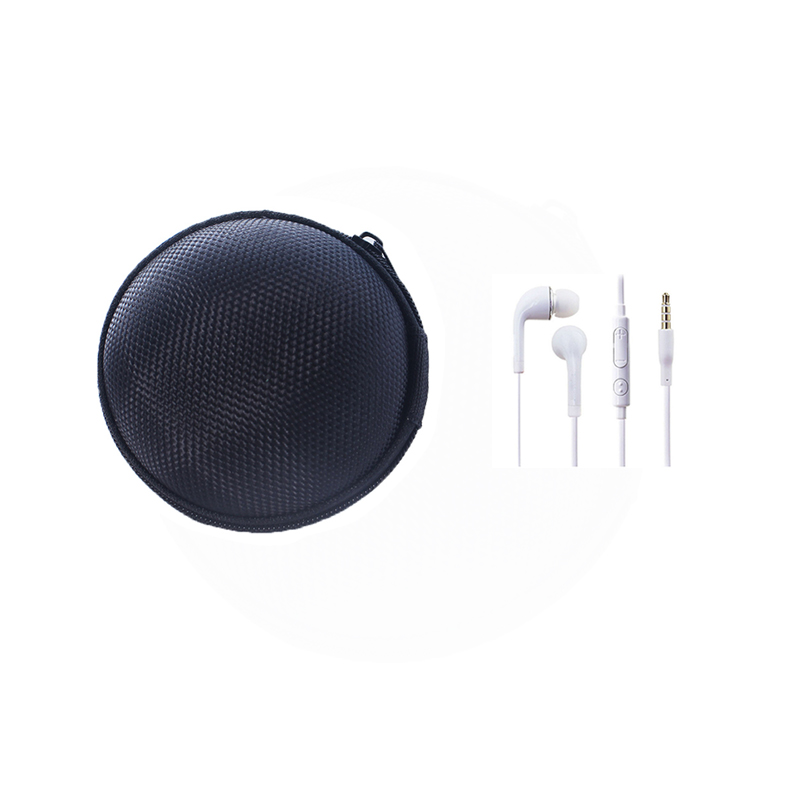 3.5mm Wired In-Ear Stereo Earphone Earbud Earpieces with Mic Microphone for Samsung for Xiaomi for Huawei MP3 MP4 Drop Shipping