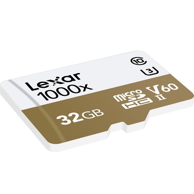 Image 5 - HOT!!! 1000X 150MB/s Lexar 256GB 128GB 64GB 32GB Micro SD SDHC SDXC Card U3 TF Card v60 150MB/s C10 Memory Card With Card Reader-in Memory Cards from Computer & Office