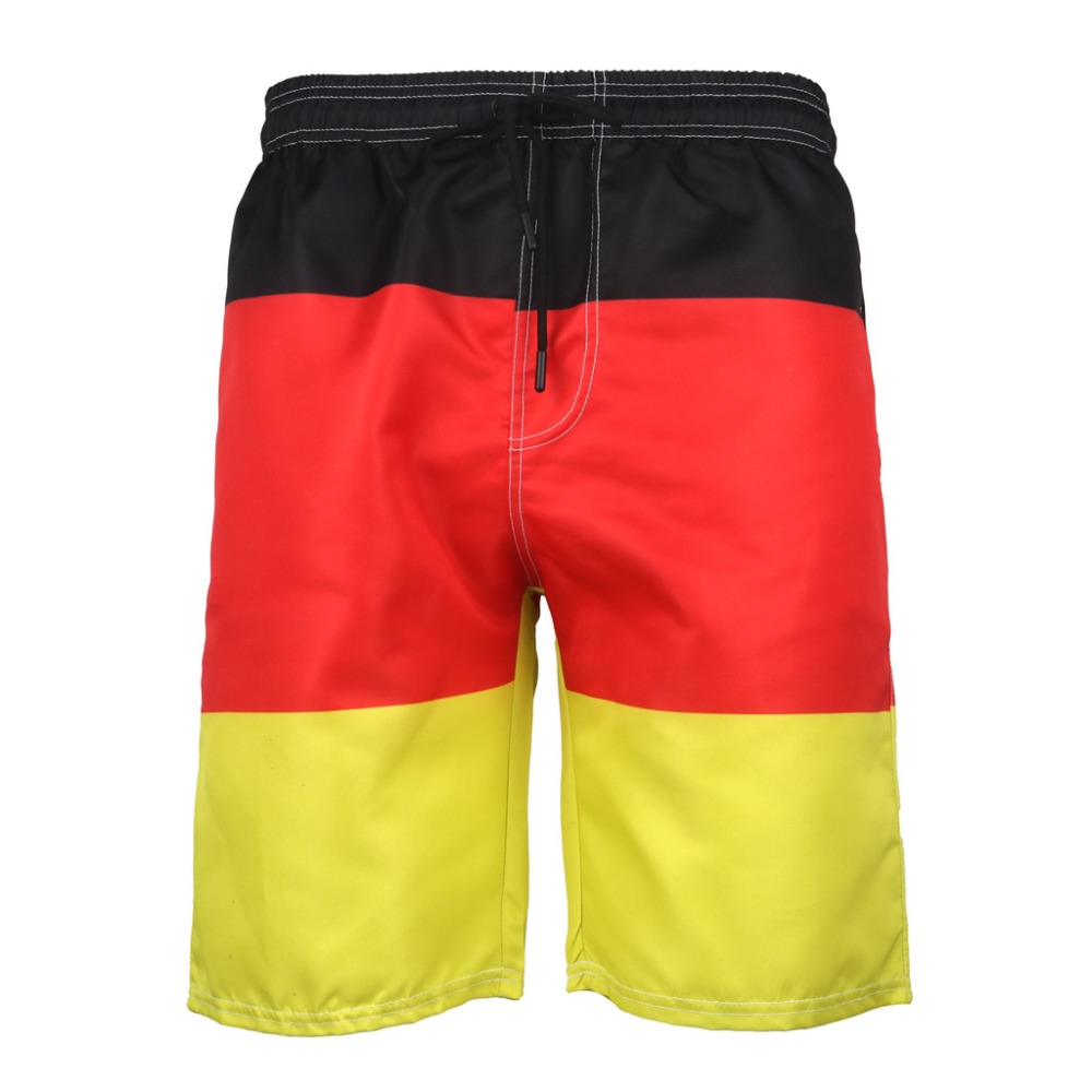 Shorts Swimsuit Beach-Pants Summer Casual 3D Gym Printed Recreational Running P4