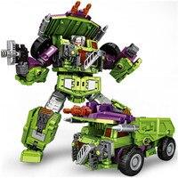 Yamala IN STOCK Transformation Robot Ko Version Gt Mixmaster Long Haul Of Devastator Left Thigh