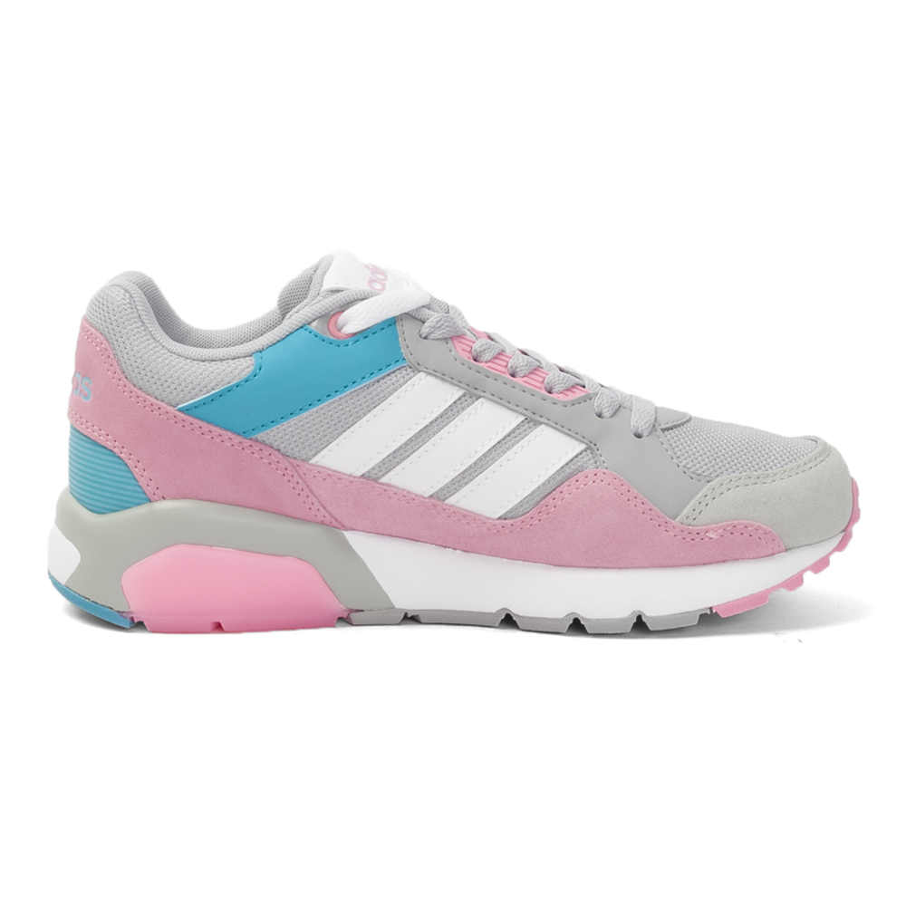 Original auténtico Adidas NEO etiqueta Run9tis W zapatos de skateboard para mujer Zapatillas transpirables antideslizantes para mujer