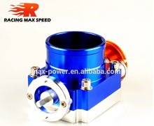 high quality aluminum Performance type throttle body Intake Manifold 70mm 80mm 90mm Throttle Body MP-TB все цены