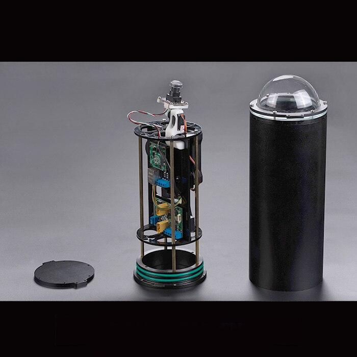ROV Openrov Bricolage Kit Électronique De Système De Contrôle Cabine Ardusub Scellé Cabine En Aluminium Matériel Complet pour Véhicule Télécommandé