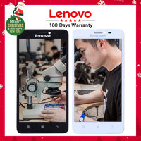100 Tested 5 Original LCD LENOVO S850 Display Touch Screen With Frame Display Lenovo S850 LCD