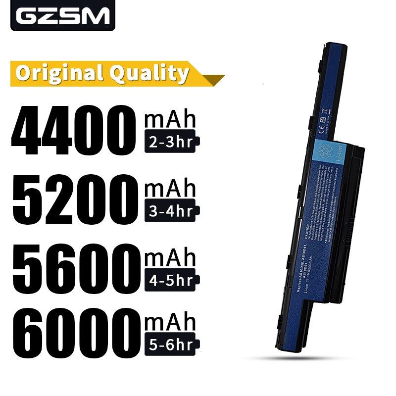 Hsw bateria do portátil para acer 4741g 7741 4741 as10d31 as10d41 as10d51 as10d61 as10d71 as10d73 as10d75 5252 5253 5333 5551 bateria