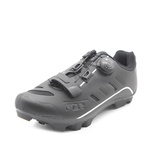 Mountain Bike Cycling shoes Professional sports bike shoes reel knob dial simple lock Bicycle shoes F-75