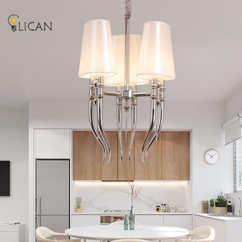 Moderne hängende Leuchter-Beleuchtung Weiße hängende - Innenbeleuchtung - Foto 4