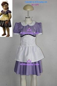 Bioshock 2 Little Sister Cosplay Costume ACGcosplay