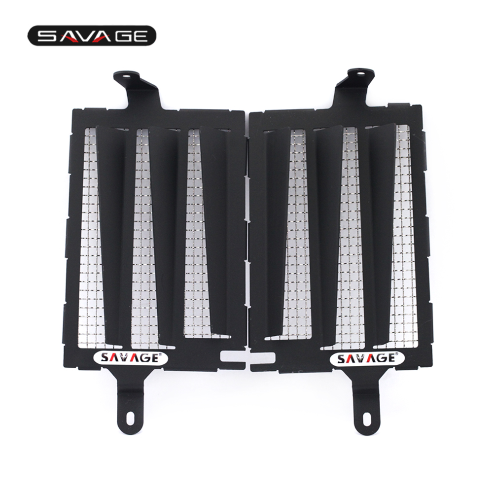 Water Cooled Radiator Grille Guard Cover Protector For BMW R1200GS LC/ ADV 2013-2017 Motorcycle Accessories arashi motorcycle radiator grille protective cover grill guard protector for 2008 2009 2010 2011 honda cbr1000rr cbr 1000 rr