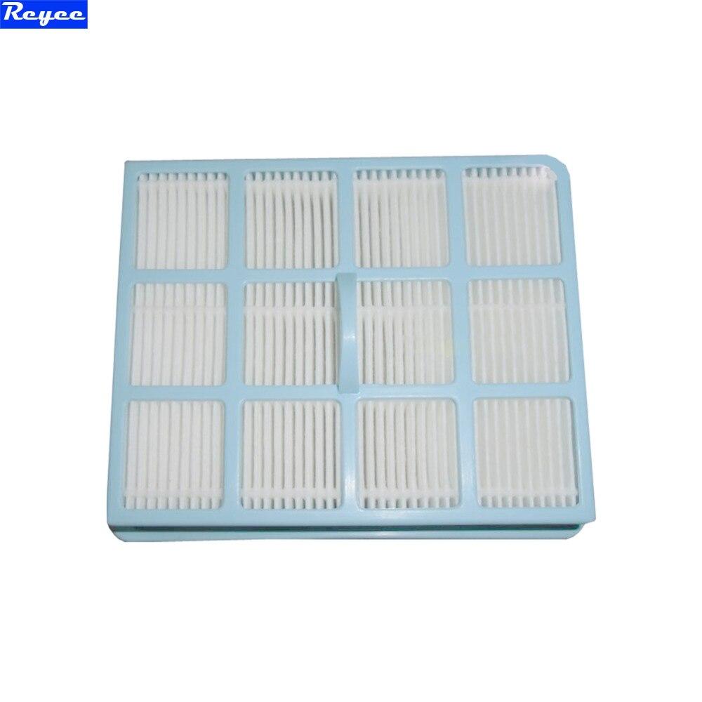 Vacuum Cleaner Filter Accessories Parts Hepa Filters For Philips FC8520 FC8521 FC8522 FC8524 FC8525 FC8526 FC8527 FC8650 FC8651 vacuum cleaner hepa filter gy308 gy309 gy406 gy 408 129x148mm