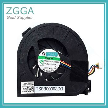 Original CPU GPU Fan For Dell Precision M4700 Laptop CPU Cooling